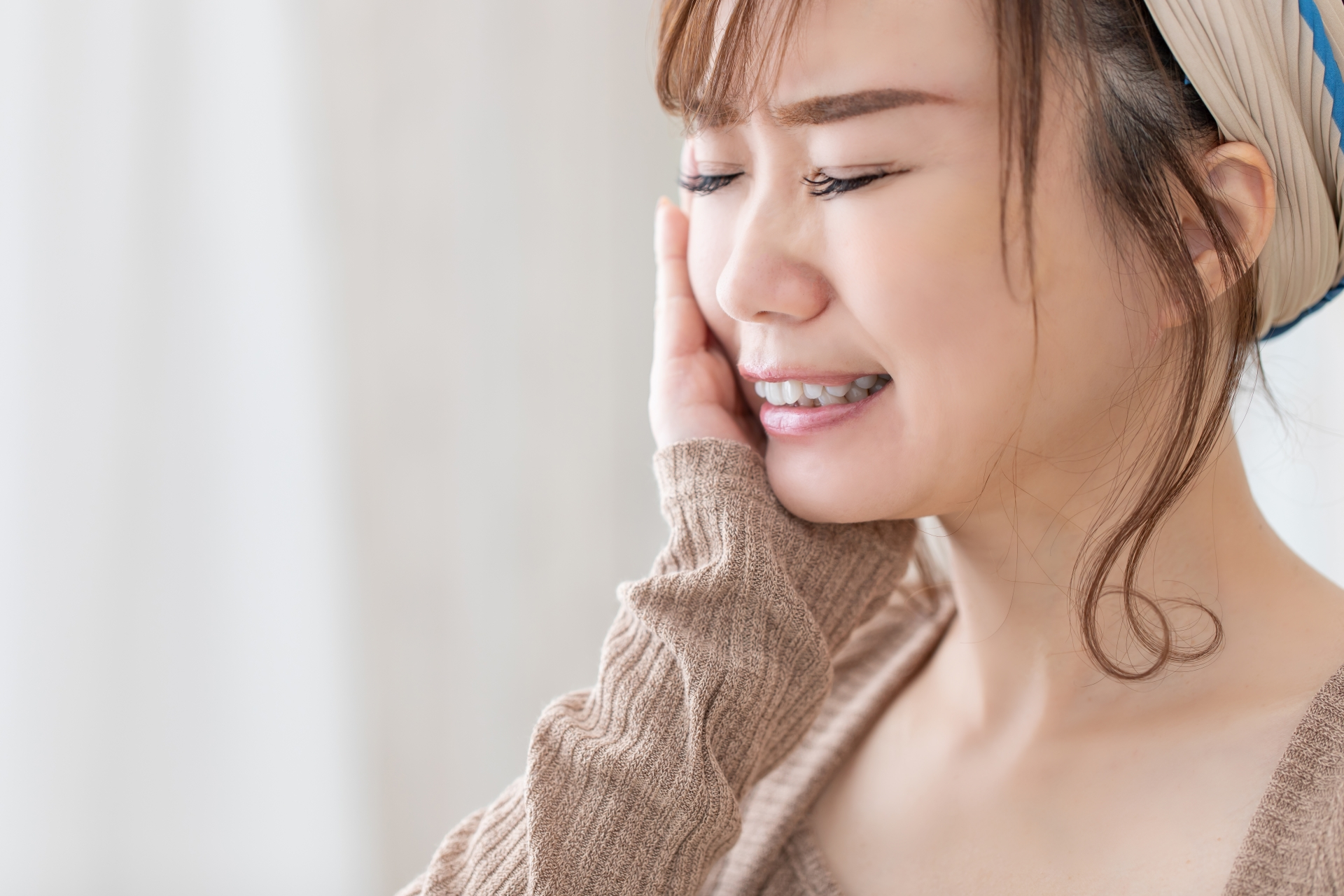 口内炎の対処法について